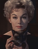 1958-11-11 Kim Novak - Bell Book and Candle - Gillian Holroyd